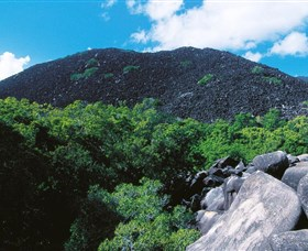 Black Mountain Kalkajaka National Park - Accommodation Cairns