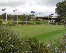Tocumwal Golf Club - Accommodation Cairns