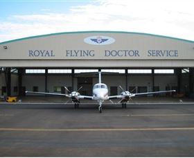 Royal Flying Doctor Service Dubbo Base Education Centre Dubbo - Accommodation Cairns