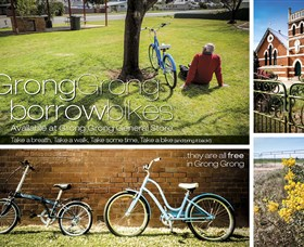Grong Grong Borrow Bikes - Accommodation Cairns