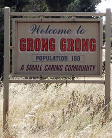 Grong Grong Earth Park - Accommodation Cairns