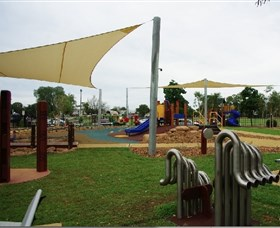 Livvi's Place Playground - Accommodation Cairns
