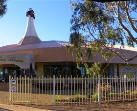 McFeeters Motor Museum and Visitor Information Centre - Accommodation Cairns