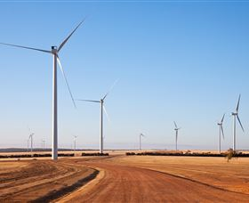 Merredin Collgar Wind Farm - Accommodation Cairns