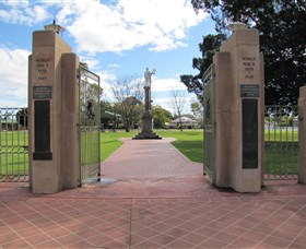 Goondiwindi War Memorial - Accommodation Cairns
