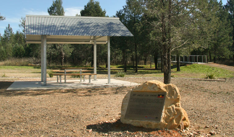 Terry Hie Hie picnic area