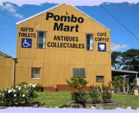 Pombo Mart - Accommodation Cairns