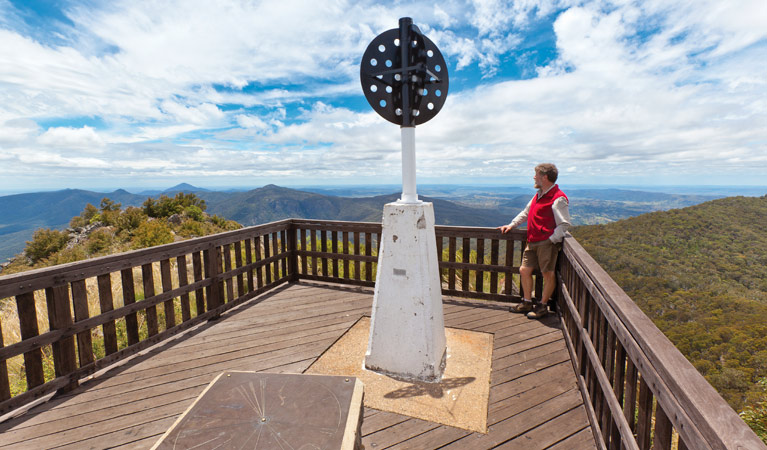 Mount Kaputar summit walk - Accommodation Cairns