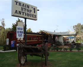 Train Stop Antiques - Accommodation Cairns