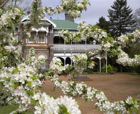 Saumarez Homestead - Accommodation Cairns