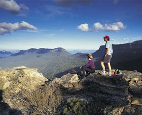 Blue Mountains National Park - National Pass
