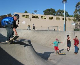Goulburn Skate Park - Accommodation Cairns