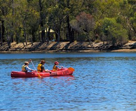 Lake Leschenaultia - Accommodation Cairns