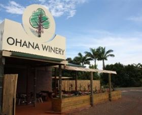 Ohana Winery and Exotic Fruits - Accommodation Cairns
