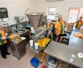 Mammino Gourmet Ice Cream - Accommodation Cairns