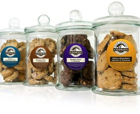 Snowy Mountains Cookies - Accommodation Cairns