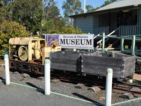 Burrum and District Mining Museum