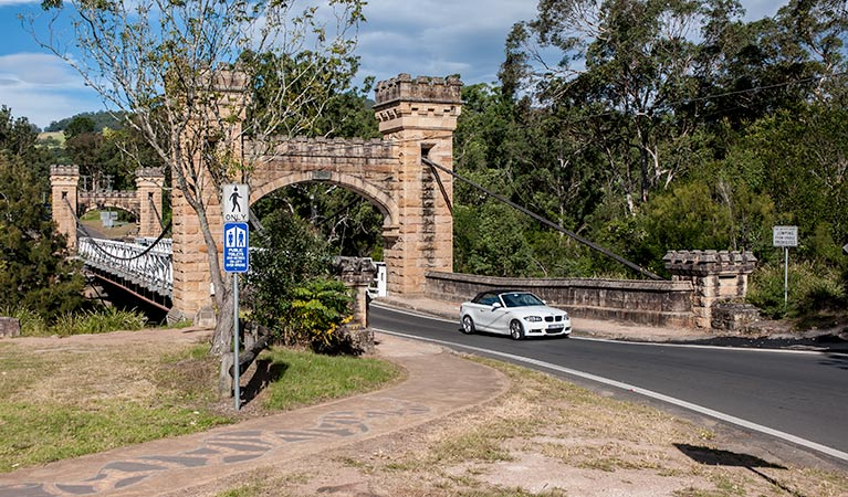 Coast to the Highlands scenic drive  Kangaroo Valley - Accommodation Cairns