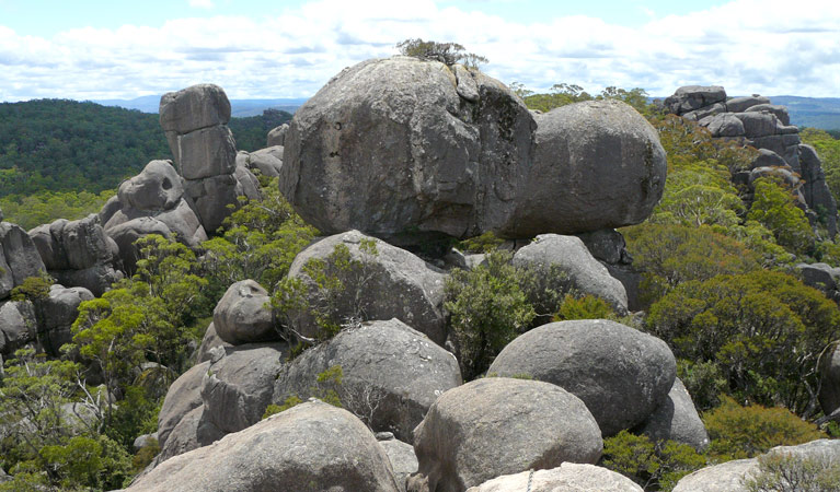 Cathedral Rock National Park - Accommodation Cairns