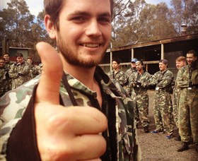 Ultimate Paintball - Accommodation Cairns