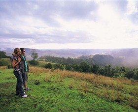 Mallanganee Lookout - Accommodation Cairns