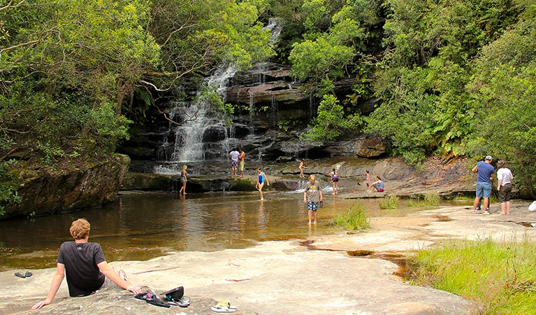 Somersby Falls picnic area - Accommodation Cairns