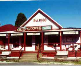 Old Store Barrengarry - Accommodation Cairns