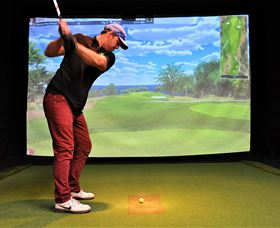 Par-Tee Virtual Golf - Accommodation Cairns