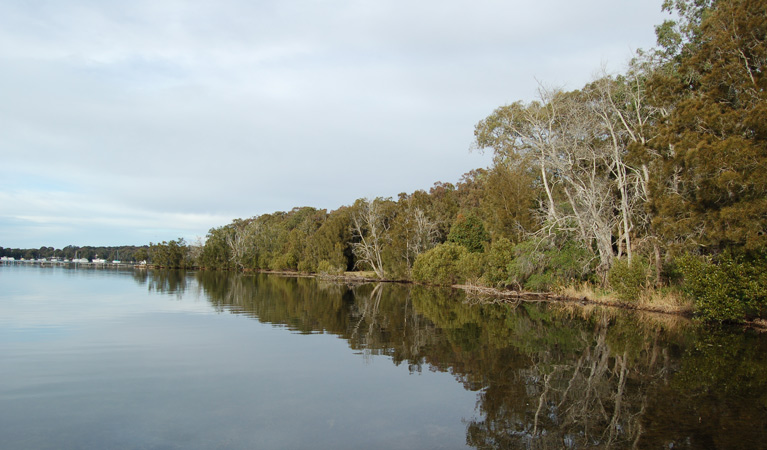 Lake Macquarie State Conservation Area