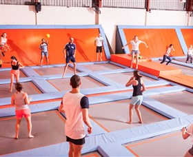 Hangtime Trampoline Park - Accommodation Cairns
