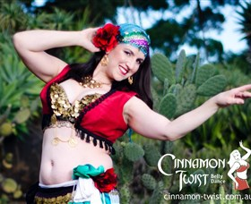 Cinnamon Twist Belly Dance - Accommodation Cairns