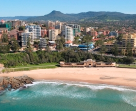North Wollongong Beach - Accommodation Cairns