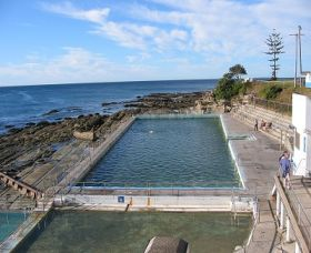 The Entrance Ocean Baths - Accommodation Cairns