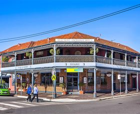 The Exchange Hotel - Beaumont - Accommodation Cairns