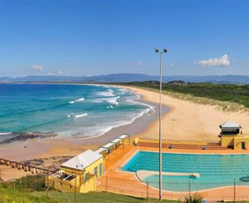 Port Kembla Beach - Accommodation Cairns