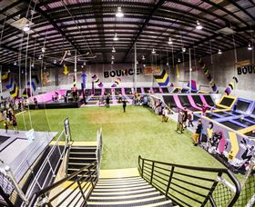 Bounce Inc Trampoline Park - Tingalpa - Accommodation Cairns