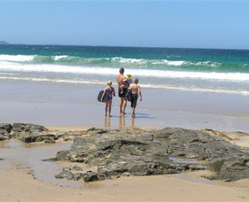 Shellharbour Beach - Accommodation Cairns