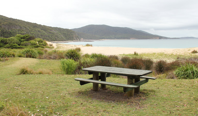 Depot Beach picnic area - Accommodation Cairns