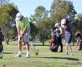 Nambucca River Golf Driving Range