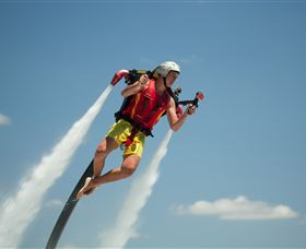 Jetpack Flyboard Adventures - Accommodation Cairns