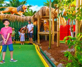 Putt Putt Mermaid Beach - Accommodation Cairns