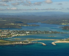 Cycle Narooma to Dalmeny - Accommodation Cairns