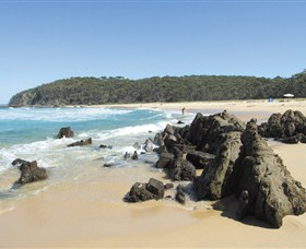 Armands Beach Bermagui - Accommodation Cairns