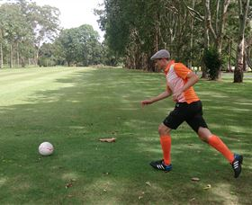 FootGolf at Teven Valley Golf Course - Accommodation Cairns