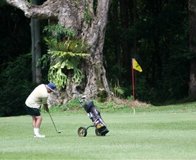 Teven Valley Golf Course - Accommodation Cairns