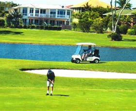 Emerald Downs Golf Course - Accommodation Cairns