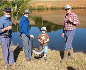 Natone Hills Fly Fishery - Accommodation Cairns