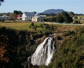 Waratah Falls - Accommodation Cairns