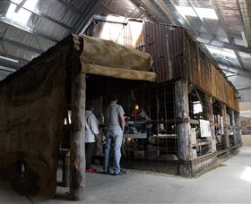 Kenworthy's Stamper Mill - Accommodation Cairns