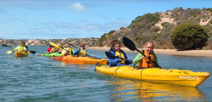 Canoe the Coorong - Accommodation Cairns